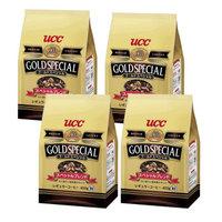 UCC 悠诗诗 速溶咖啡粉 金装特别版 (400g/袋*4、美式咖啡、袋装)