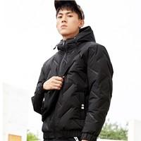 InteRight WSL-639 男士连帽羽绒服 +凑单品