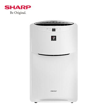 SHARP 夏普 KI-BC608-W 空气净化器