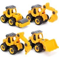 儿童工程车玩具4件套、200ml耐高温玻璃烧杯、地暖垫等