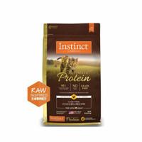 百利Instinct 优质蛋白鸡肉成猫粮 4.5kg
