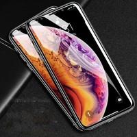 闪魔 iPhone钢化膜*2片 X-11pro max可选 非全屏 送贴膜工具+后膜