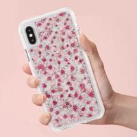 Case-Mate iPhone XS/XR/XSMax 金箔干花瓣 手机壳 *2件