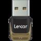 Lexar 雷克沙 高速USB3.0 TF读卡器 29元包邮(需用券)