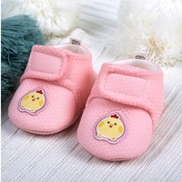 wua.wua 婴儿软底棉鞋