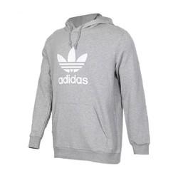 阿迪达斯(adidas)秋季男士三叶草常规款运动卫衣套头衫DT7963