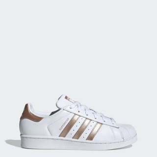 adidas 阿迪达斯 Superstar 女款经典板鞋 *3件