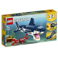 考拉海购黑卡会员:LEGO 乐高 创意系列 31088 深海生物