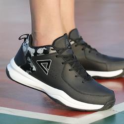 匹克 高帮篮球鞋水泥地防滑战靴