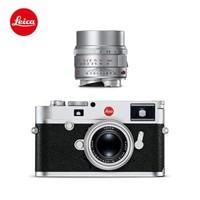 Leica 徕卡 M10 全画幅专业旁轴相机 银色 20001 50mm f/2银色M镜头