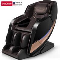 迪斯美国迪斯按摩椅家用DE-T600L全身电动太空豪华舱3D零重力按摩椅 智能语音播报 升级版