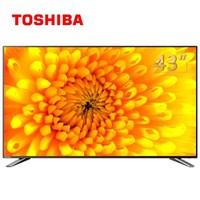 TOSHIBA 东芝 43U3800C 43英寸 液晶电视 *3件