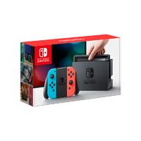 任天堂(Nintendo) Switch 掌上游戏机便携 Switch NS 红蓝手柄 日版