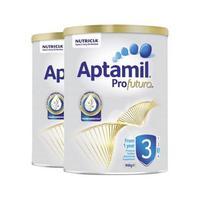 Aptamil 澳洲爱他美白金版婴幼儿奶粉 3段900g 2罐