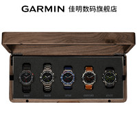 Garmin佳明MARQ系列 限量纪念版豪华时尚智能腕表飞行家赛车手航海家探险家领跑者组合套装