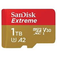 SanDisk 闪迪 Extreme TF(microSD)储存卡 1TB