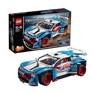 考拉海购黑卡会员 : LEGO 乐高 Techinc 机械组系列 42077 拉力赛车