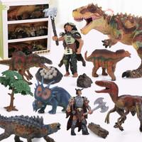 恐龙玩具仿真模型