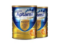 Aptamil 澳洲爱他美 奶粉金装 1段 0-6个月 900g 2罐