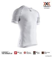 X-Bionic 男式 Invent 4.0 淺圓領短袖 T 恤