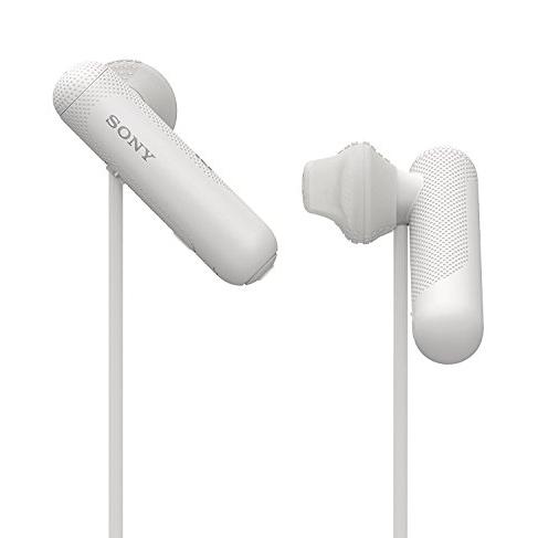 索尼(SONY) WI-SP500 无线蓝牙耳机双耳入耳式防水运动跑步耳机