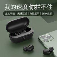 GT1 pro真无线蓝牙耳机入耳式迷你隐形双耳防水长续航耳机|收纳充电盒 |蓝牙5.0 |智能触控不伤耳