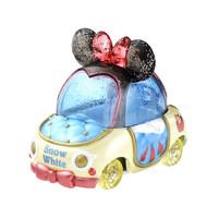 TOMY多美卡合金小汽车模型女孩玩具迪士尼宝石之路白雪公主