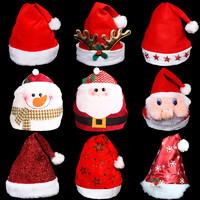 爱新奇 圣诞帽子 1个