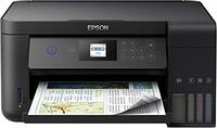 Epson 爱普生 EcoTank 喷墨多功能一体机 黑色