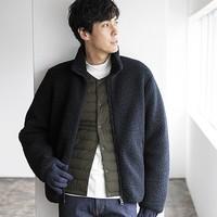 UNIQLO 优衣库 419752 男装摇粒绒夹克