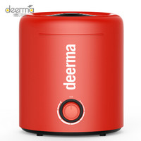 德尔玛 Deerma 加湿器 便捷 办公室个性加湿器 DEM-F300(红色) *2件