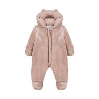 absorba 法国进口  宝宝 罩衣 浅灰色 6-12个月 *3件