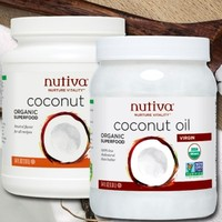 海淘活动:Vitacost 精选 Nutiva 热销有机食品