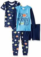Gerber 男宝宝睡衣套装 4 件套