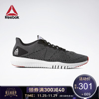 Reebok锐步运动健身 LM FLEXAGON 莱美男子低帮训练鞋 EGX28 DV4805-黑色 44