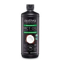 Nutiva 有机MCT椰子油 946ml