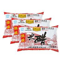 宝鼎天鱼 陈酿米醋 (245ml/包*3)3连包 735ml/袋 *2件