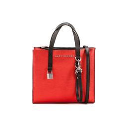 Marc Jacobs 女士金属色单肩斜挎手提包 M0014084