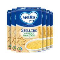 Mellin 美林 星星形颗粒面婴儿面 320g*6盒 *2件