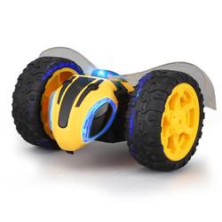 大号特技翻滚360度原地暴旋的遥控汽车闪电蜂特技车儿童超大玩具车男孩 *3件