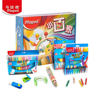 京东PLUS会员 : Maped 马培德 CH899927 小画家套装 +凑单品