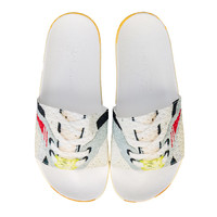 银联专享:adidas 阿迪达斯 X Raf Simons Torsion Adilette Slides联名款拖鞋
