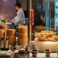 """在步行街黄金CBD畅吃""""蚝""""门""""蟹""""宴!上海索菲特海仑宾馆自助晚餐"""