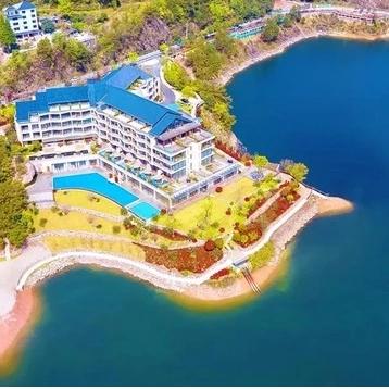 一岛一酒店, 坐拥270°至美千岛湖景!杭州千岛湖景澜返里度假酒店1晚套餐