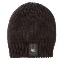 银联专享:Y-3 Mens Knit Beanie 男士羊毛针织帽 *2件