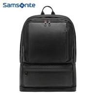 Samsonite 新秀丽 TS9 15.6英寸双肩电脑包 *2件