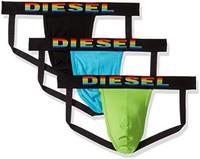 Diesel 男士 Jockythreepack 丁字裤 3 件装