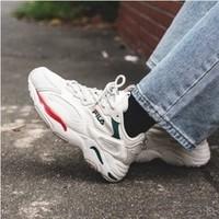银联专享:FILA 斐乐 Ray Chaser 男款休闲运动鞋