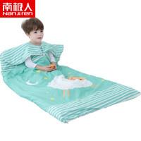 Nan ji ren 南极人 婴儿睡袋75*120cm *2件 +凑单品