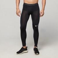耐克Nike DRI-FIT 男款紧身长裤 黑色 M
